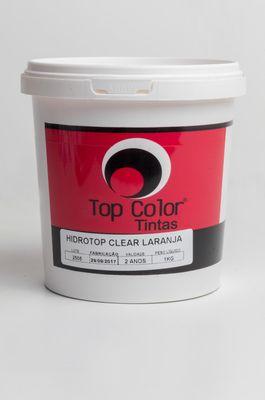 HIDROTOP CLEAR - LARANJA - 1 KG