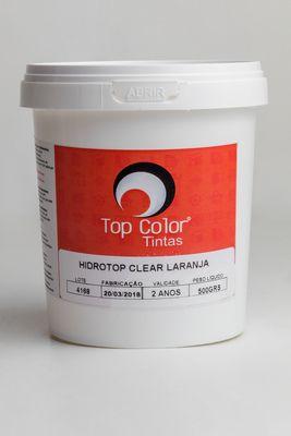 HIDROTOP CLEAR - LARANJA - 500gr