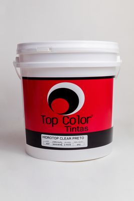 HIDROTOP CLEAR - PRETO - 4 KG
