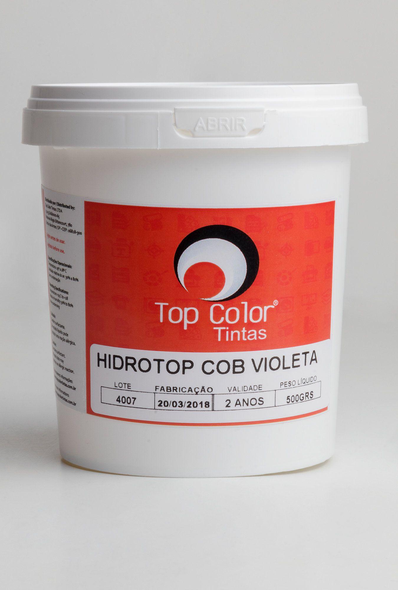 Hidrotop cobertura violeta - 0,5 kg