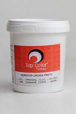HIDROTOP CROMIA - PRETO - 500gr