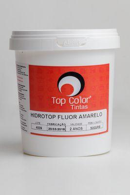 HIDROTOP FLUOR - AMARELO - 500gr