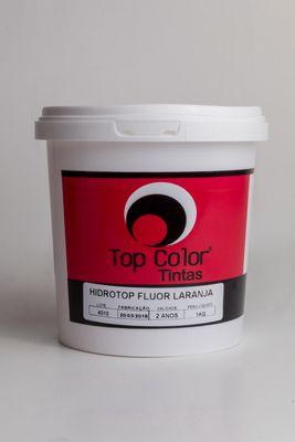 HIDROTOP FLUOR - LARANJA - 1KG