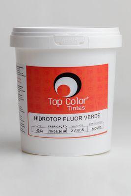 HIDROTOP FLUOR - VERDE -500gr