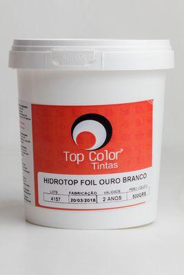 HIDROTOP FOIL - OURO BRANCO - 500gr