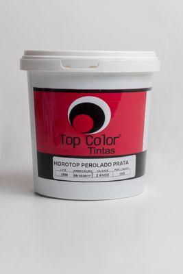 HIDROTOP PEROLADO - PRATA - 1KG