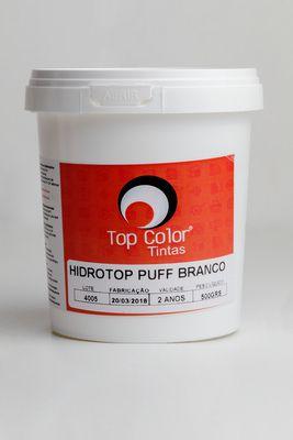HIDROTOP PUFF - BRANCO - 500gr