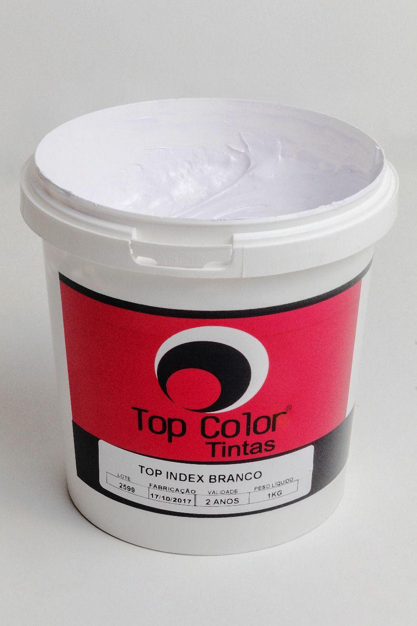 Pigmento Plastisol Branco - 1 kg