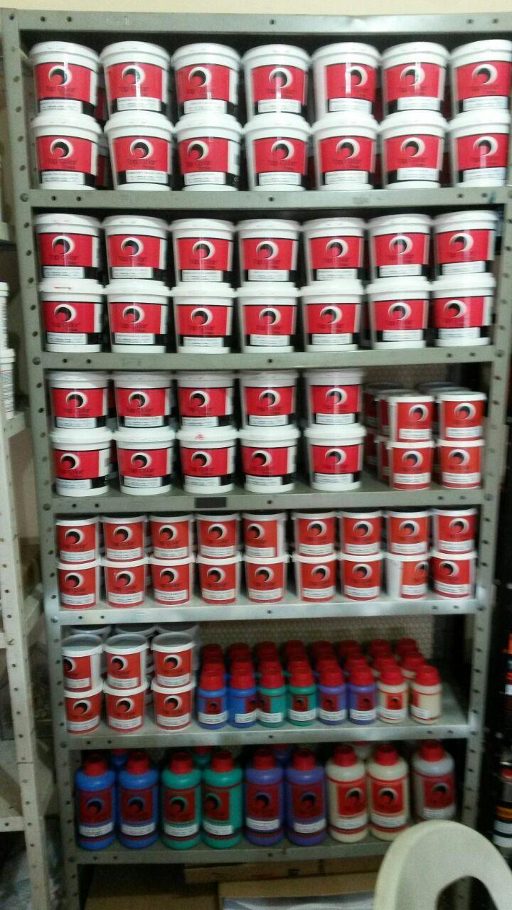 Solvente Vinilico - lata 5 Litros