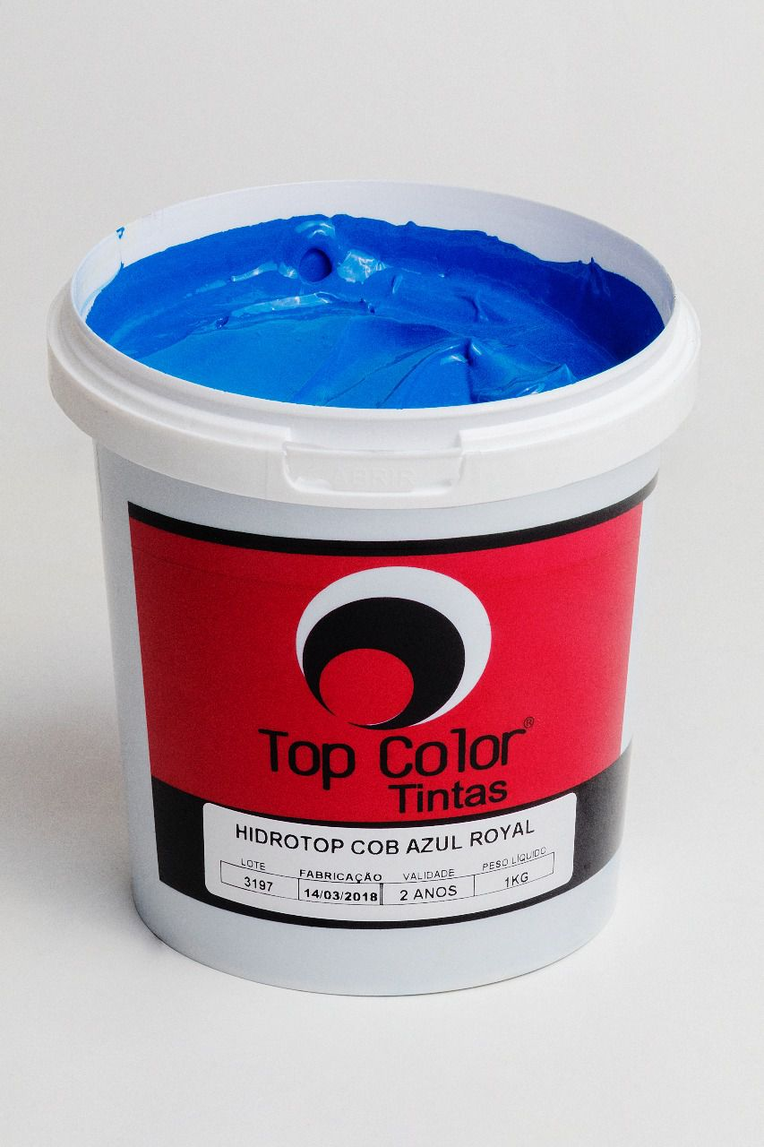 Top pigmento conc azul royal - 1 kg