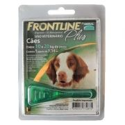 Antipulgas e Carrapatos Frontline Plus 10 A 20kg