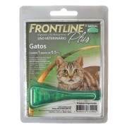 Antipulgas e Carrapatos Frontline Plus Gatos