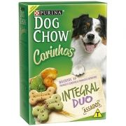 Biscoito Dog Chow Carinhos Integral Duo Raças Médias e Grandes - 500g