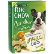 Biscoito Dog Chow Carinhos Integral Duo Raças Pequenas - 500g