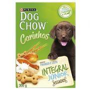 Biscoito Dog Chow Carinhos Integral Júnior – Frango e Leite- 300g