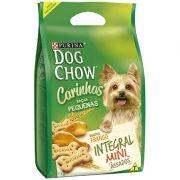 Biscoito Dog Chow Carinhos Integral Mini - 1kg