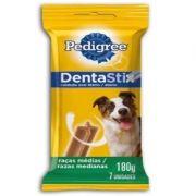 Dentastix Petisco Pedigree para Cães de Raças Médias 77g - 3 unidades