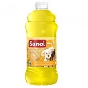 Eliminador de Odores Citronela Sanol Dog 2L
