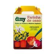 Adubo Farinha de Osso Dimy - Fertilizante Orgânico 1kg