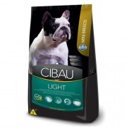 Ração Cibau Light Mini Breeds Cães Adultos - 3kg