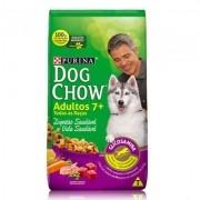Ração Dog Chow Adultos 7+ Anos - Todas as Raças 15kg