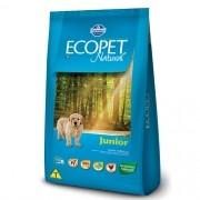 Ração Ecopet Natural para Cães Filhotes