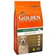 Ração Premier Golden Fórmula Frango e Arroz - Cães Adultos - 15kg