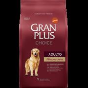 Ração GranPlus Choice Guabi Frango e Carne para Cães Adultos