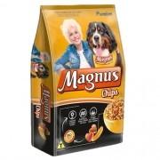 Ração Magnus Chips Cães Adultos
