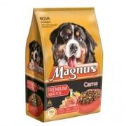 Ração Magnus Premium Carne - Cães Adultos