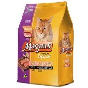 Ração Magnus Premium Especial Salmão e Arroz – Gatos Castrados