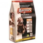 Ração Magnus Super Premium Frango e Arroz - Cães Senior