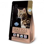 Ração Matisse Salmão - Gatos Castrados