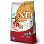 Ração N&D Ancestral Grain Frango e Romã - Gatos Filhotes
