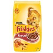 Ração Friskies Frango Delícias das Fazenda - Gatos Adultos - 10,1kg