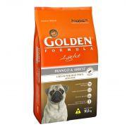 Ração Premier Golden Fórmula Light Frango e Arroz - Cães Adultos Pequeno Porte