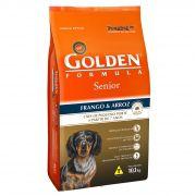 Ração Premier Golden Fórmula Senior Frango e Arroz - Cães Adultos Pequeno Porte