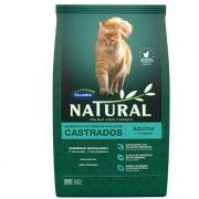 Ração Gran Natural Gatos Castrados Frango 10,1kg