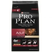 Ração Pro Plan c/ Optilife - Cães Adulto Raças Grandes 15kg