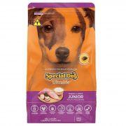 Ração Special Dog Ultralife Frango e Arroz - Cachorro Filhote de Raça Pequena