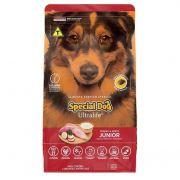 Ração Special Dog Ultralife Frango e Arroz - Cão Filhote de Raça Média e Grande