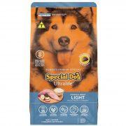 Ração Special Dog Ultralife Light - Cães de Raças Médias e Grandes