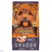 Ração Special Dog Ultralife Sênior - Frango e Arroz - Cães de Raças Pequenas