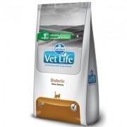 Ração Vet Life Diabetic - Feline Formula - 2KG
