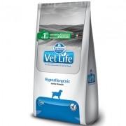 Ração Vet Life Hypoallergenic - Cães c/ Intolerância Alimentar e Problemas de Pele