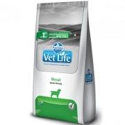 Ração Vet Life Renal - Cães c/ Insuficiência Renal