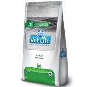 Ração Vet Life Renal - Gatos com Insuficiência Renal ou Cardíaca Congestiva - 2kg
