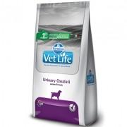 Ração Vet Life Urinary Ossalty - Cães c/ Cálculo Urinário de Oxalato