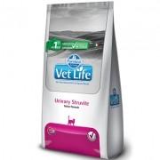 Ração Vet Life Urinary Struvite - Gatos c/ Cálculo Urinário de Estruvita