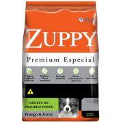 Ração ZUPPY Premium Especial Frango e Arroz – Cães Adultos Pequeno Porte